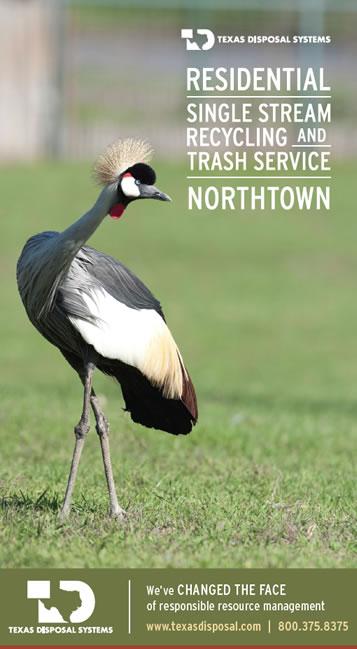 Northtown Municipal Utility District - Single Stream Recycling